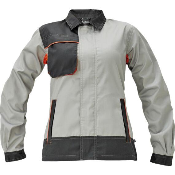 Montrose Lady szürke/sötétszürke női kabát