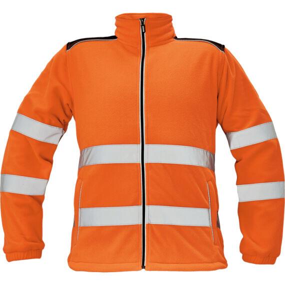 Knoxfield HV narancs polár dzseki