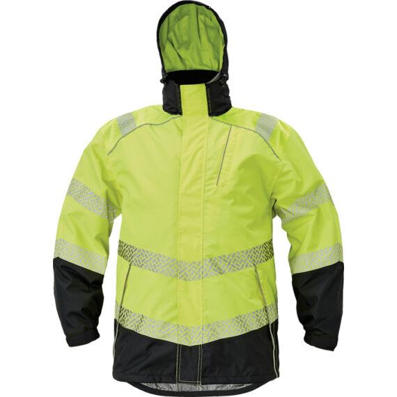 Knoxfield Profi HV sárga kabát