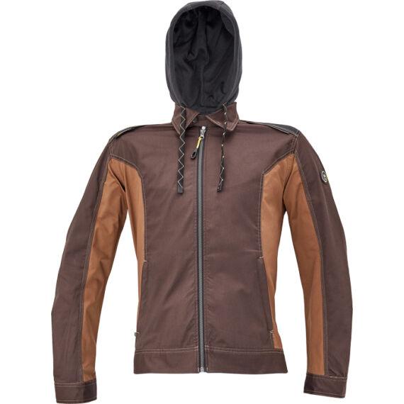 Dayboro sötét barna dzseki