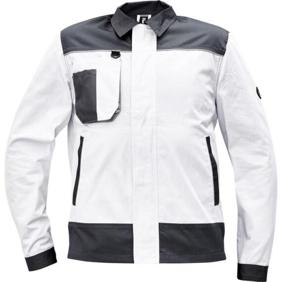 Cremorne fehér dzseki