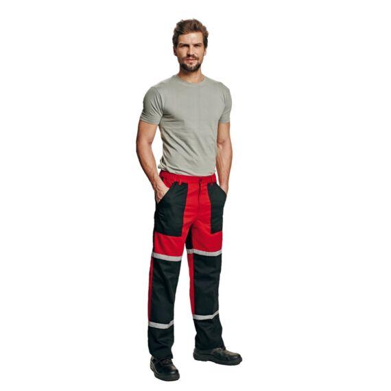Tayra piros nadrág