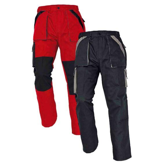 Max piros/fekete nadrág
