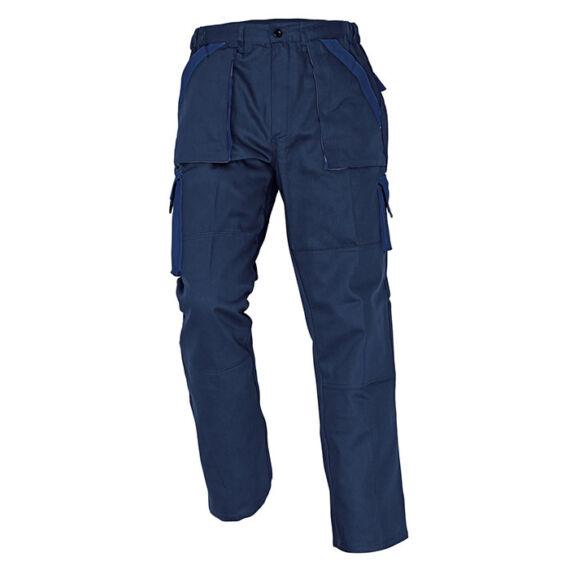 Max kék/fekete nadrág