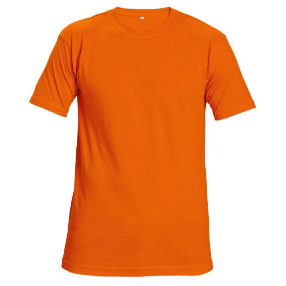 Teesta fluo narancs póló