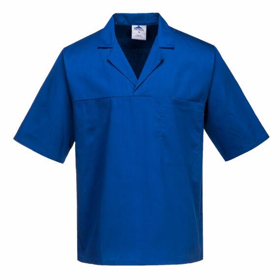 Pék ing, rövid ujjú Royal