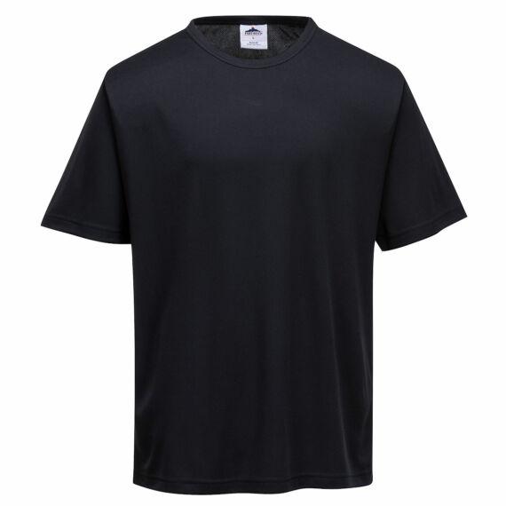 Monza póló Black