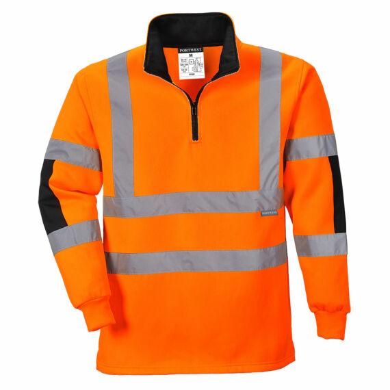 Xenon Rugby pulóver Orange