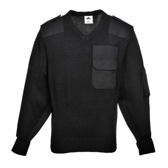 NATO pulóver Black