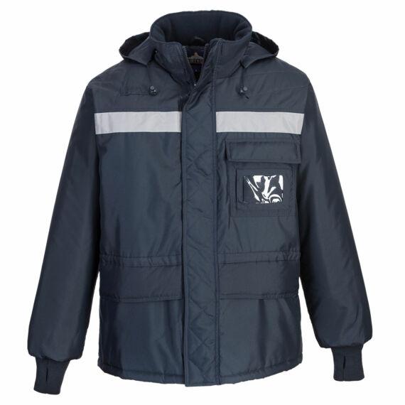ColdStore hűtőházi kabát Navy