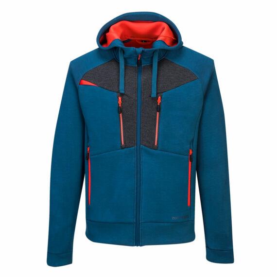 DX4 kapucnis pulóver Metro Blue