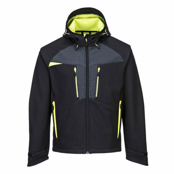 DX4 Softshell kabát Black