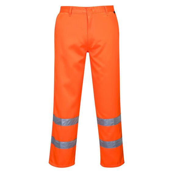 Jól láthatósági nadrág Orange
