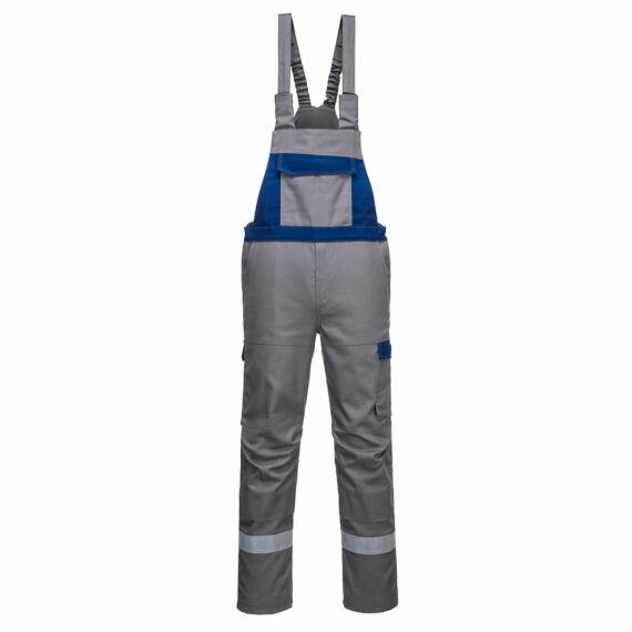 Bizflame Ultra kéttónusú kantáros nadrág Grey