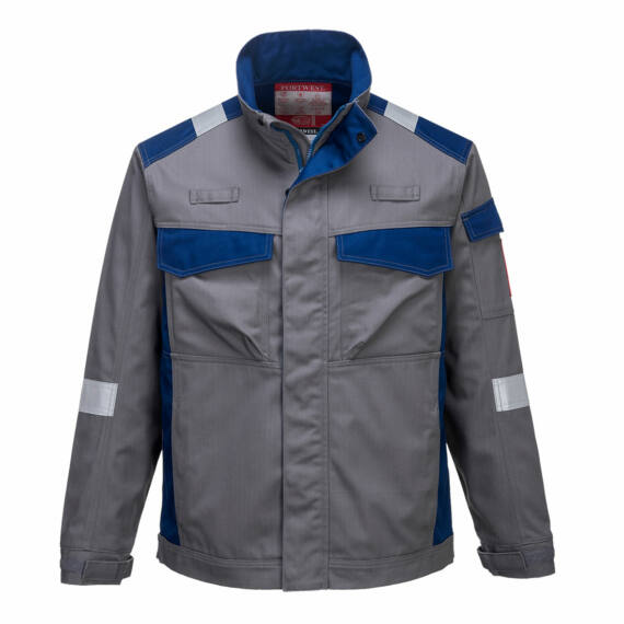 Bizflame Ultra kéttónusú kabát Grey