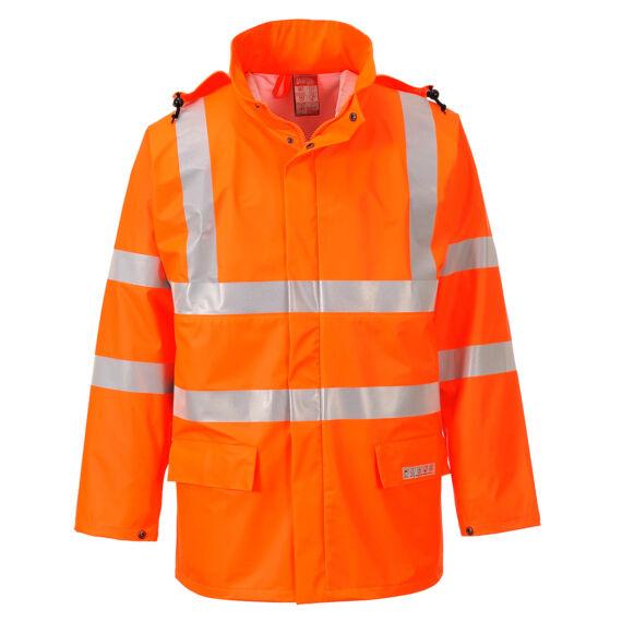 Sealtex Flame Hi-Vis esőkabát Orange