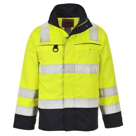 HiVis Multi-Norm kabát YeNa
