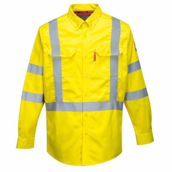 Bizflame 88/12 FR Hi-Vis ing Yellow