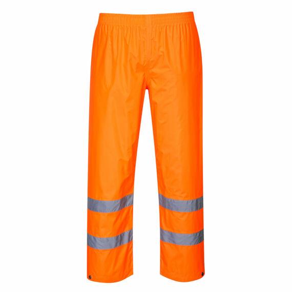 Láthatósági esőnadrág Orange