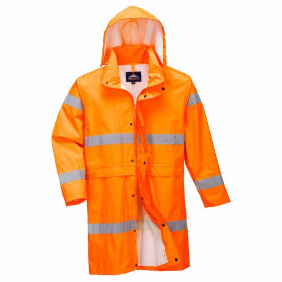 Jól láthatósági esődzseki 100cm Orange