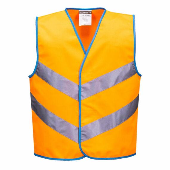 Junior Colour Bright mellény Orange