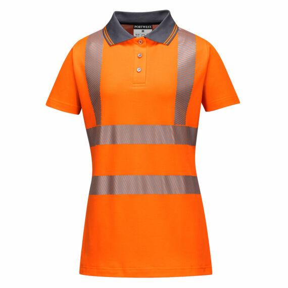 Női Pro pólóing Orange