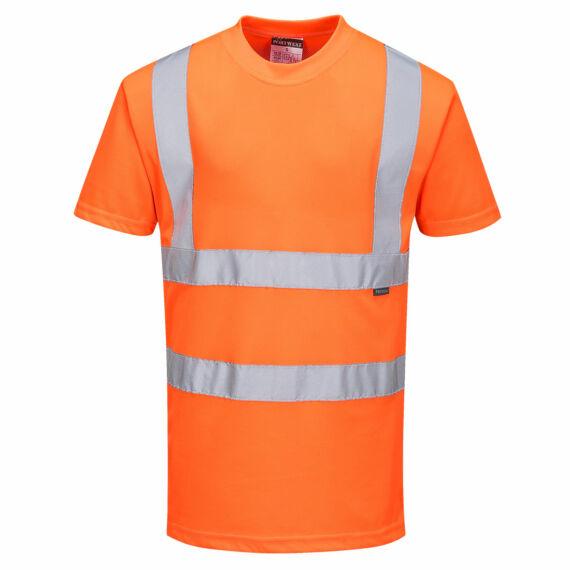 Jól láthatósági póló RIS Orange