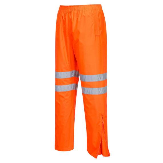 Hi-Vis Traffic nadrág, RIS Orange
