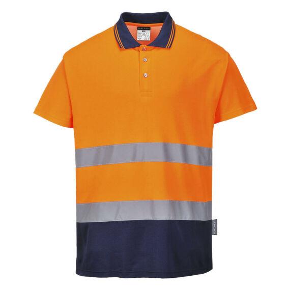 Kéttónusú Cotton Comfort póló OrNa