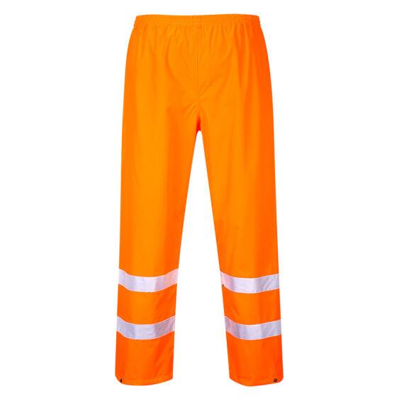 Hi-Vis Traffic nadrág Orange