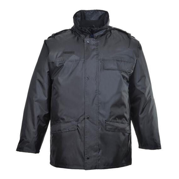 Security kabát Black