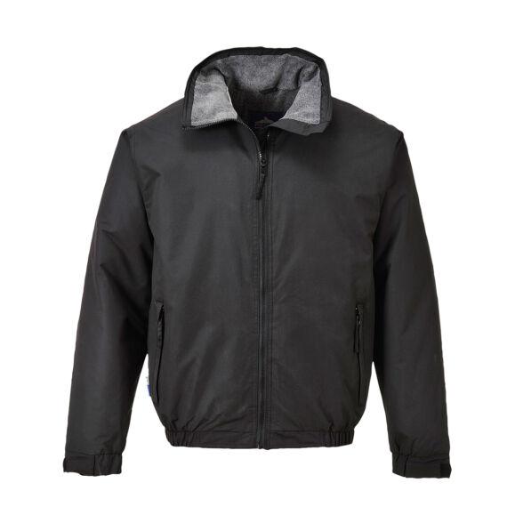 Moray Bomber kabát Black