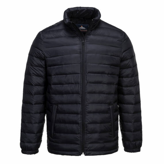 Aspen Baffle kabát Black