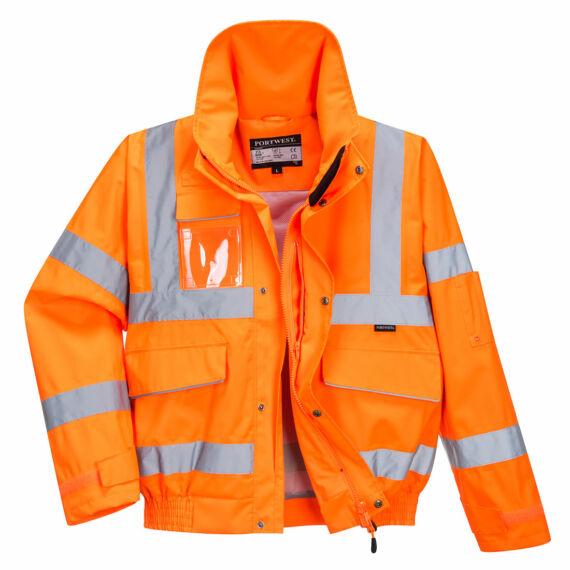 Extreme bomber kabát Orange