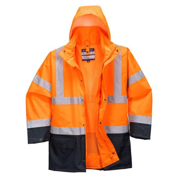 Essential 5 az 1-ben kéttónusú kabát OrNa