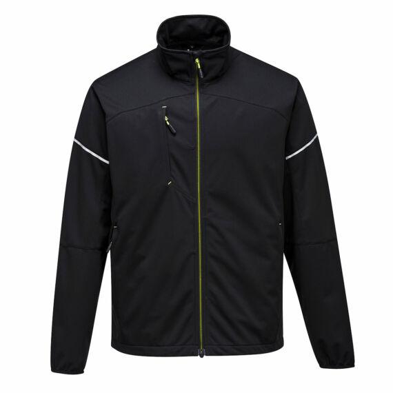 PW3 Flex Shell kabát Black