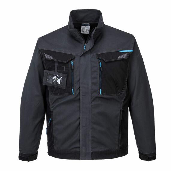 WX3 Work kabát Metal Grey
