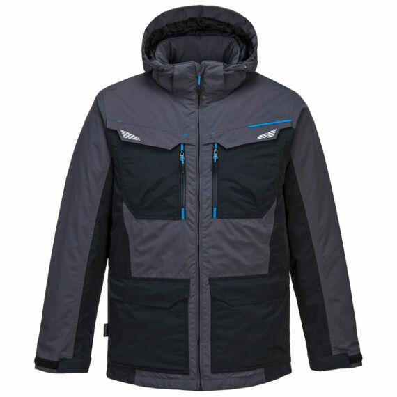 WX3 Téli Kabát Metal Grey