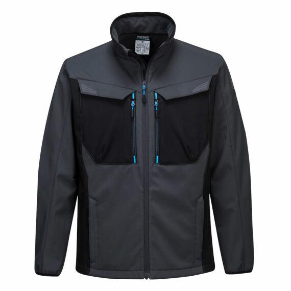 WX3 Softshell dzseki Metal Grey