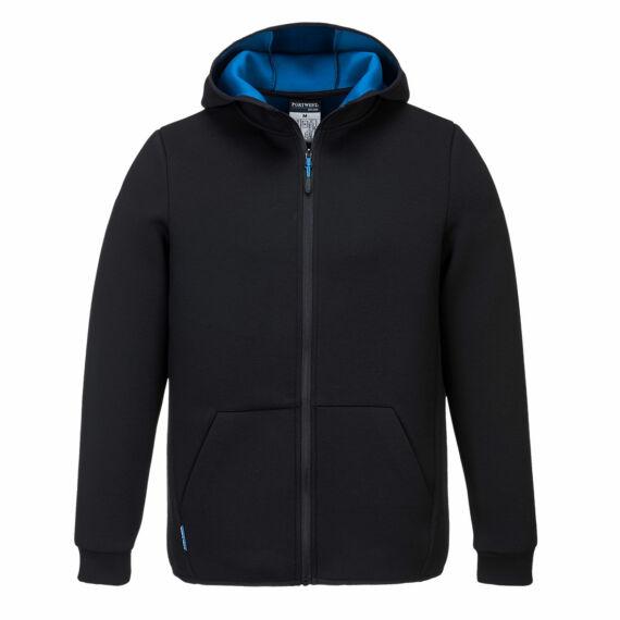 KX3 Technikai Kabát Black