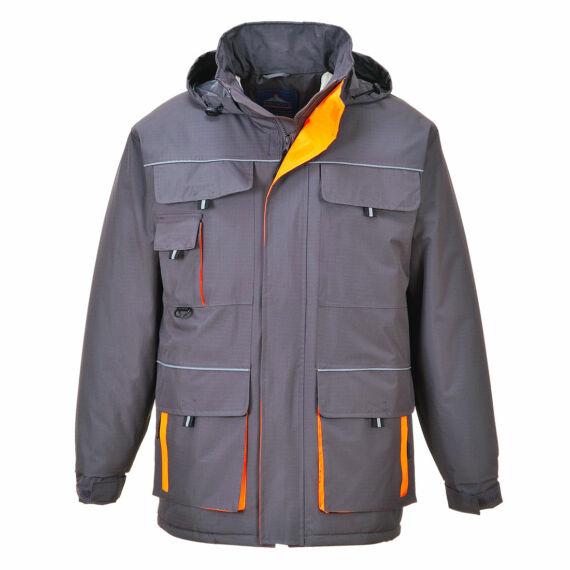Portwest Texo Contrast kabát Grey